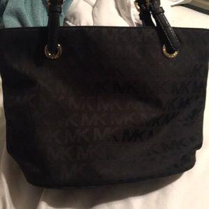 Black Michael Kors medium size purse